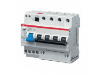Диф. автомат ABB 6 модулей DS204 AC-C50 0.03