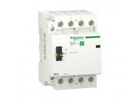 RESI9 Модульный КОНТАКТОР 3P+N 40А 4НО 230/250В АС 50Гц