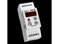 Программируемое реле времени РВ-2с (суточный режим)
