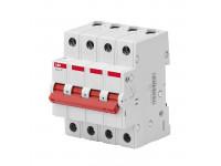 Выключатель нагрузки ABB 4P, 25A, BMD51425