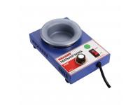 Паяльная ванна REXANT, модель R80F, 250 Вт, ø 80 мм, 200-480 °C, бессвинцовая