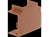 ELECOR Угол Т-образный КМТ 16х16 дуб (4шт/компл) IEK