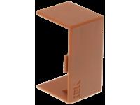 ELECOR Соединитель на стык КМС 25х16 дуб (4шт/компл) IEK