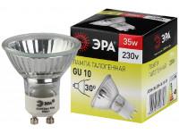 GU10-JCDR (MR16) -35W-230V ЭРА (галоген, софит, 35Вт, нейтр, GU10) (10/200/4800)