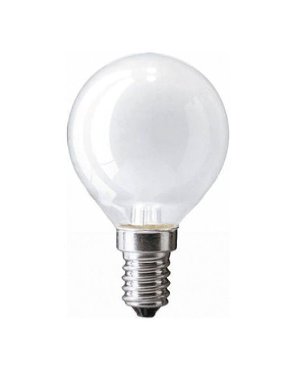 011978 Philips P45 40W E14 230V шарик FR (10/100/6000)