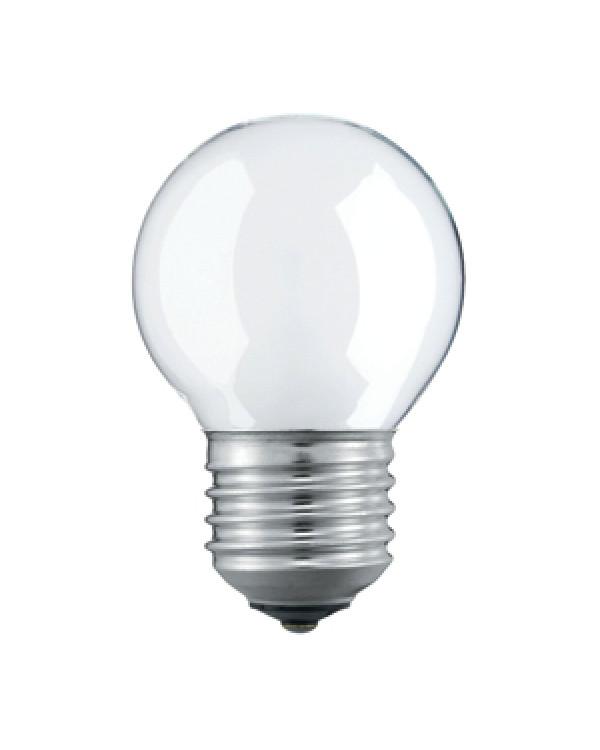 021103 PILA P45 60W 230V E27 шар FR (10/100/6000)