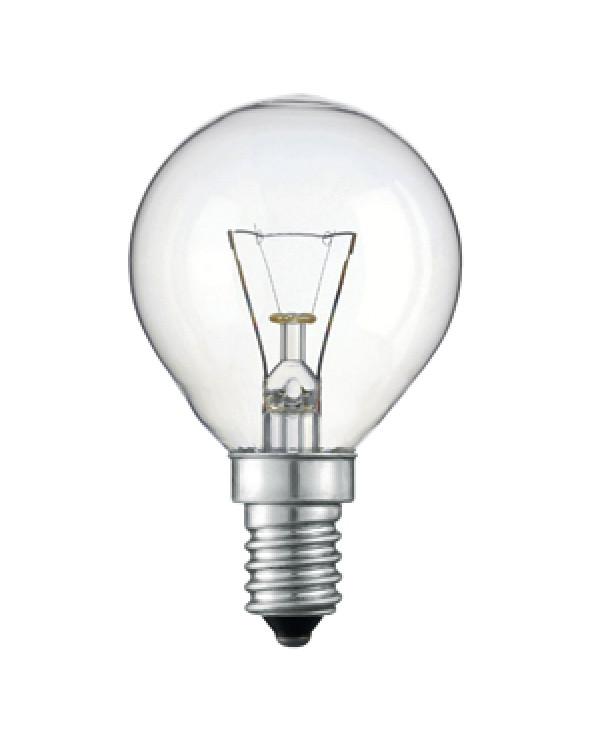 066992 Philips P45 60W E14 230V шарик CL (10/100/4000), 926000005022