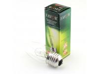 Favor ДС (B36) 40W E27 230V свечка, прозр. (100/6000)