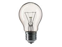 354594 Philips A55 75W E27 230V лон CL (10/120/2880)