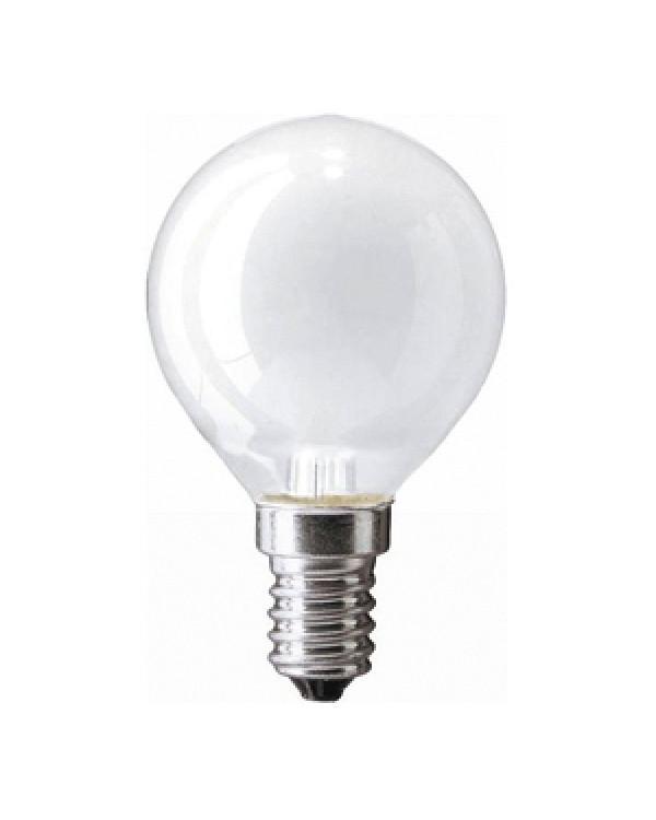 067579 Philips P45 60W E14 230V шарик FR (10/100/6000)