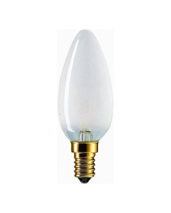 011763 Philips B35 60W E14 230V свеча FR (10/100/7200)