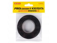 Изолента ХБ PROconnect 18 х 0,35 мм, (ролик 16,4 м/110 г) (2-ПОЛ)