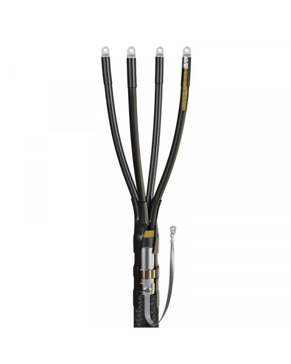 4КВНТп-1-150/240 нг-LS Концевая кабельная муфта для кабелей «нг-LS» с бумажной или пластмассовой изоляцией до 1кВ
