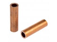 Гильза ГМ 25-8 (25 мм² - Ø 8 мм) (в упак. 5 шт.) REXANT