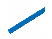 Термоусадочная трубка 20/10 мм, синяя, упаковка 10 шт. по 1 м PROconnect