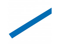 Термоусадочная трубка 14/7,0 мм, синяя, упаковка 50 шт. по 1 м PROconnect