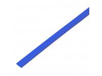 Термоусадочная трубка 12/6,0 мм, синяя, упаковка 50 шт. по 1 м PROconnect