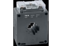 Трансформатор тока ТТИ-30 100/5А 5ВА класс 0,5S IEK