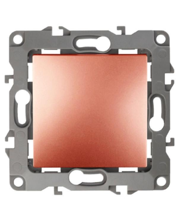 12-1103-14 ЭРА Переключатель, 10АХ-250В, IP20, Эра12, медь (10/100/2500)