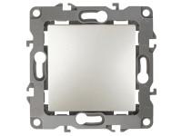 12-1103-15 ЭРА Переключатель, 10АХ-250В, IP20, Эра12, перламутр (10/100/2500)