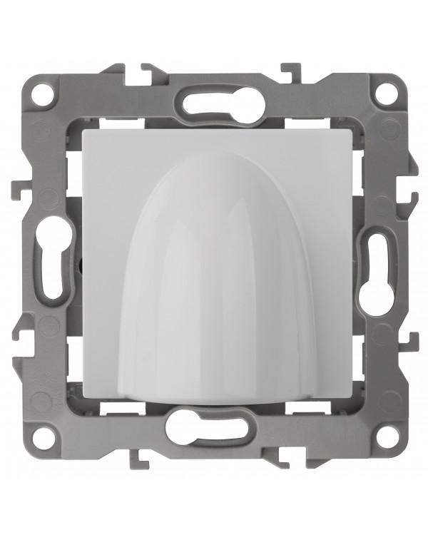 12-6003-01 ЭРА Вывод кабеля, Эра12, белый (10/100/1200), 12-6003-01