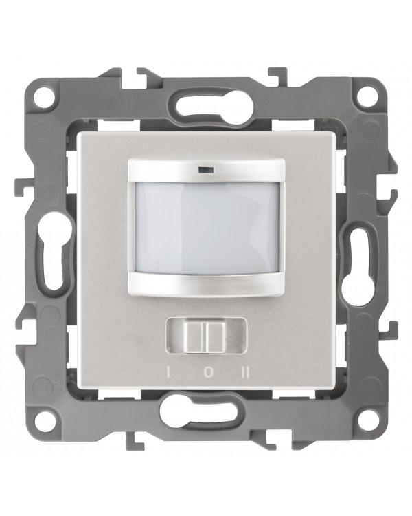 12-4103-15 ЭРА Датчик движения 2-проводной, 180-240В, 200Вт, IP20, Эра12, перламутр (6/60/1800)