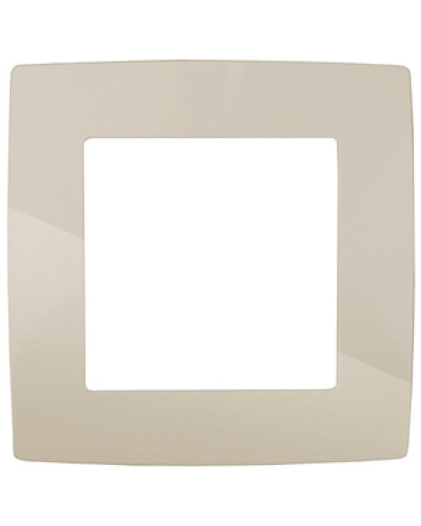 12-5001-02 ЭРА Рамка на 1 пост, Эра12, слоновая кость (20/200/6400)