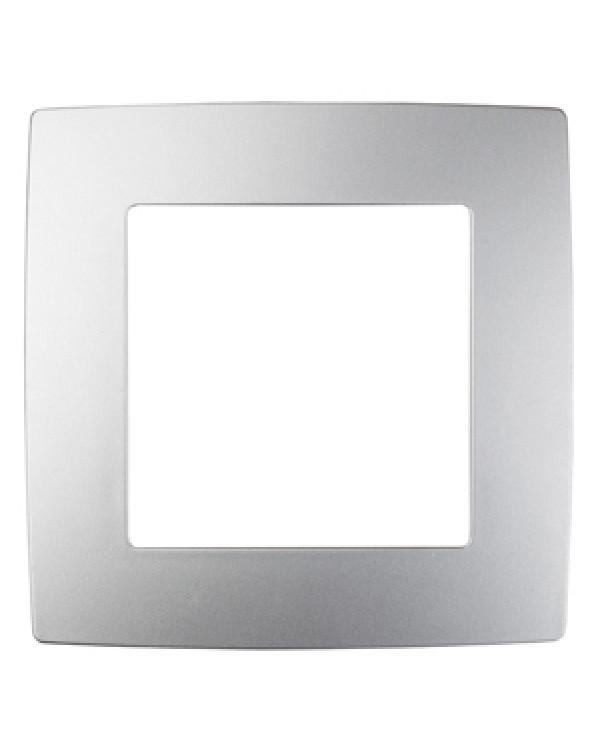 12-5001-03 ЭРА Рамка на 1 пост, Эра12, алюминий (20/200/6400), 12-5001-03