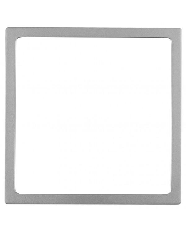 14-6001-03 ЭРА Декоративная рамка, Эра Elegance, алюминий (30/300/9600)