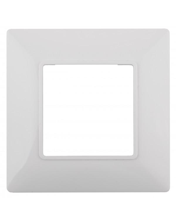 14-5001-01 ЭРА Рамка на 1 пост, Эра Elegance, белый (20/200/3200)