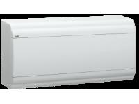 Бокс ЩРН-П-18 модулей навесн.пластик IP41 PRIME белая дверь