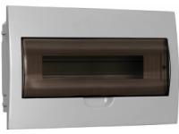 Бокс ЩРВ-П-18 модулей встраиваемый пластик IP41 LIGHT IEK