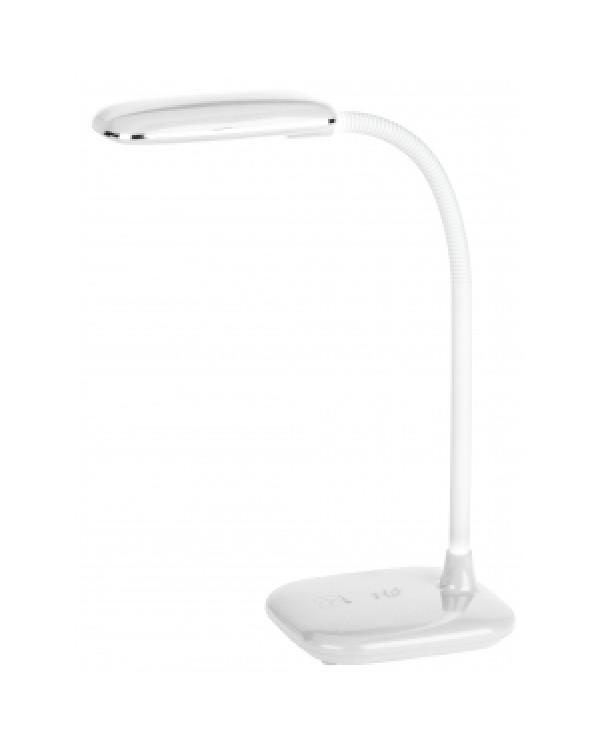 ЭРА наст.светильник NLED-451-5W-W белый (12/72)