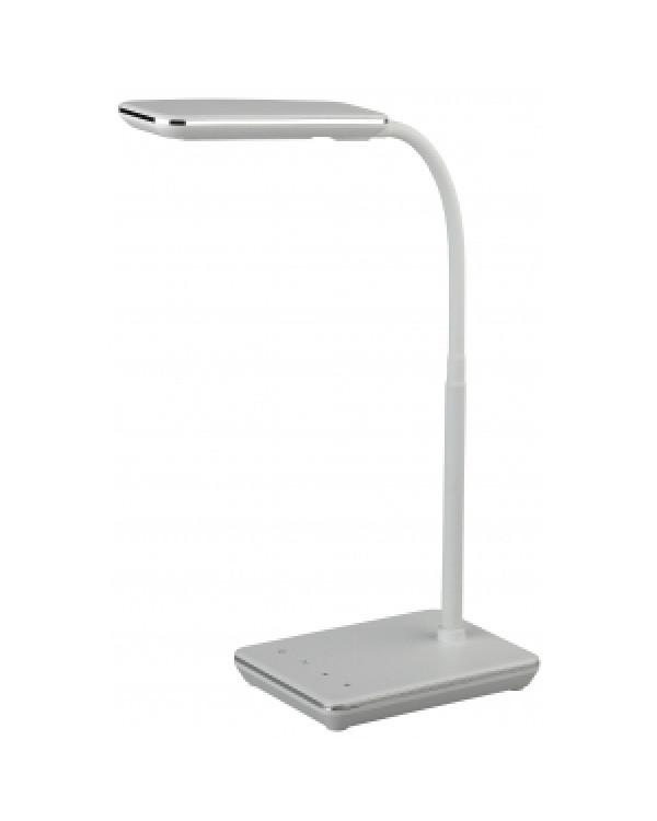 ЭРА NLED-464-7W-W белый наст.светильник (12/144)