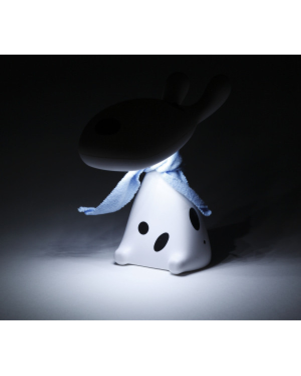 ЭРА наст.светильник NLED-410-1W-W белый (30/180)
