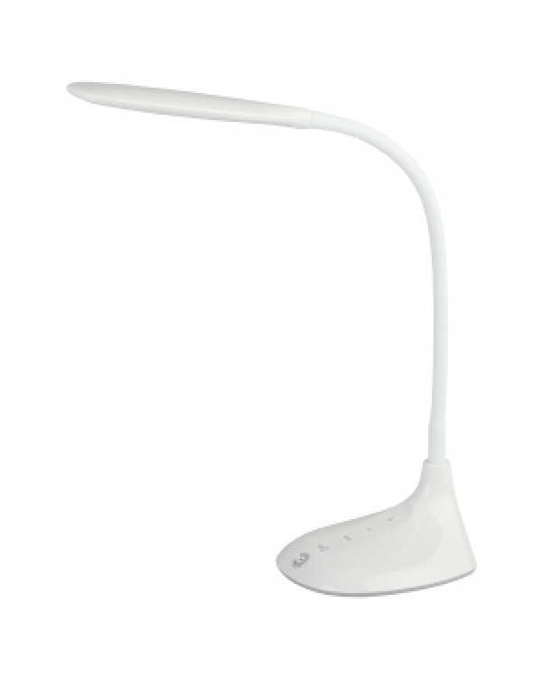 ЭРА наст.светильник NLED-452-9W-W белый (8/128), NLED-452-9W-W