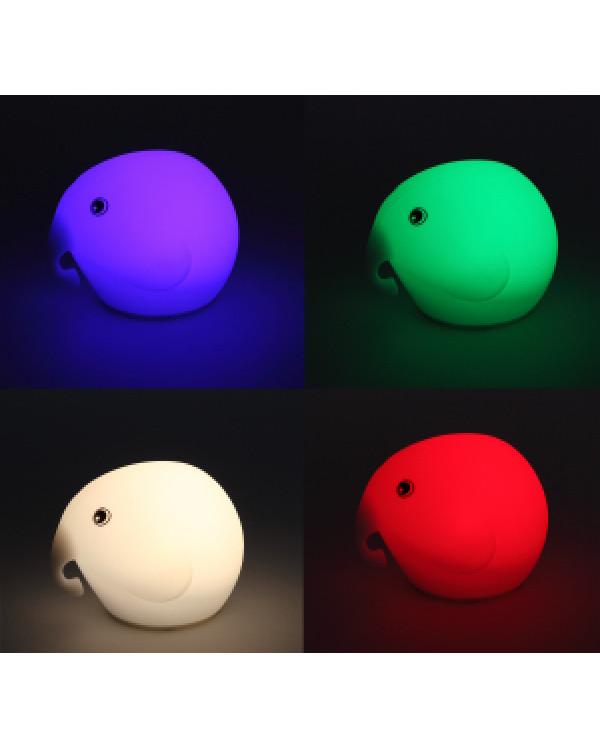 ЭРА NLED-418-2W-W белый наст.светильник (12/480), NLED-418-2W-W