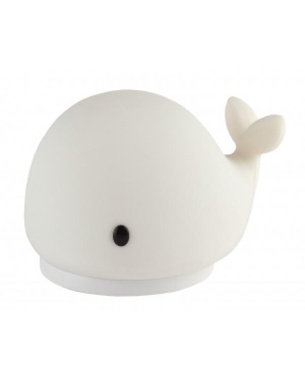 ЭРА NLED-411-1W-W белый наст.светильник (100/400), NLED-411-1W-W