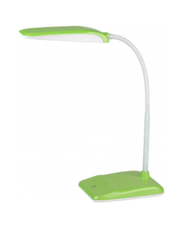 ЭРА наст.светильник NLED-447-9W-GR зеленый ФИКСИКИ (8/128), NLED-447-9W-GR