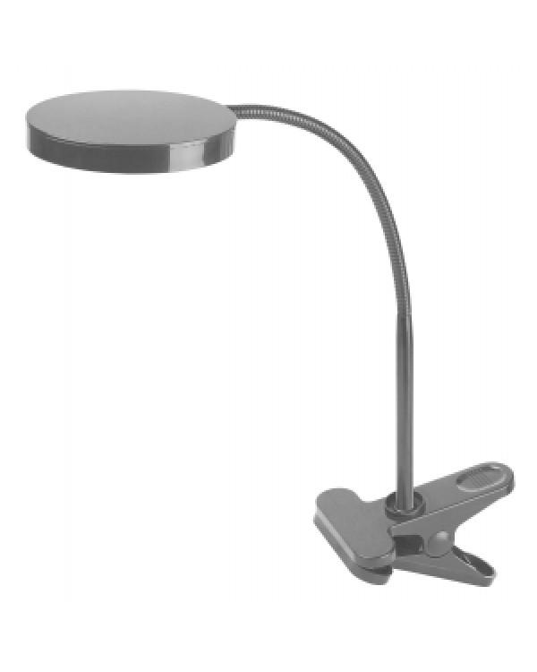 ЭРА наст.светильник NLED-435-4W-S серебро (6/192)