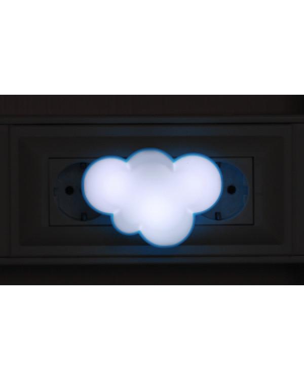 ЭРА ночник NN-605-LS-W белый (12/240/1440)