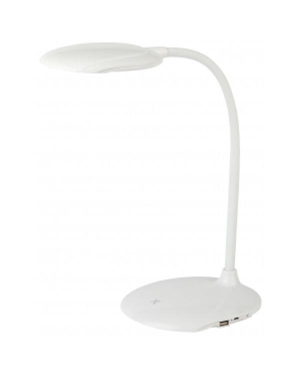 ЭРА NLED-457-6W-W белый наст.светильник (16/96)