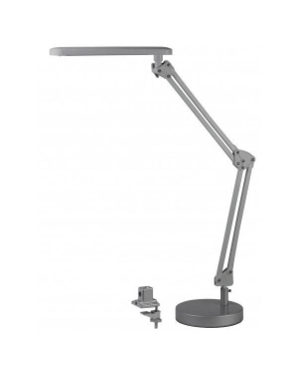 ЭРА наст.светильник NLED-440-7W-S серебро (6/144), NLED-440-7W-S