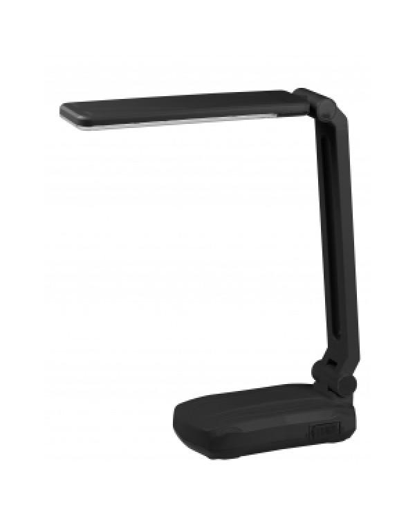 ЭРА наст.светильник NLED-421-3W-BK черный (40/480), NLED-421-3W-BK
