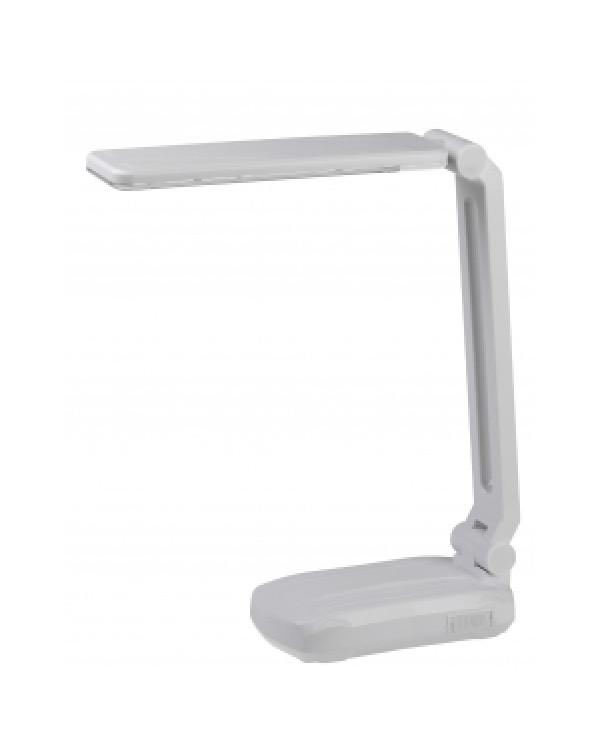 ЭРА наст.светильник NLED-421-3W-W белый (40/480), NLED-421-3W-W
