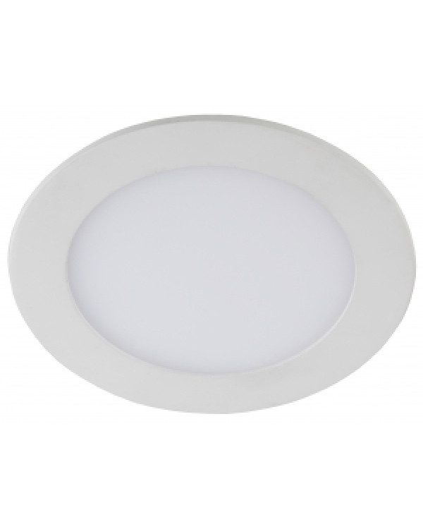 LED 1-6-4K LM Светильник ЭРА светодиодный круглый LED 6W 220V 4000K (40/960)