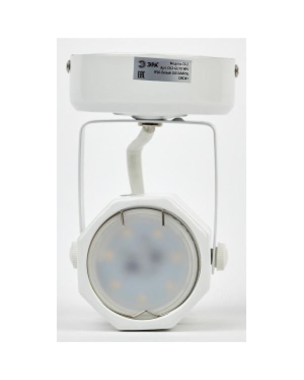 OL2 GU10 WH Светильник ЭРА Накладной, белый (50/900), OL2 GU10 WH
