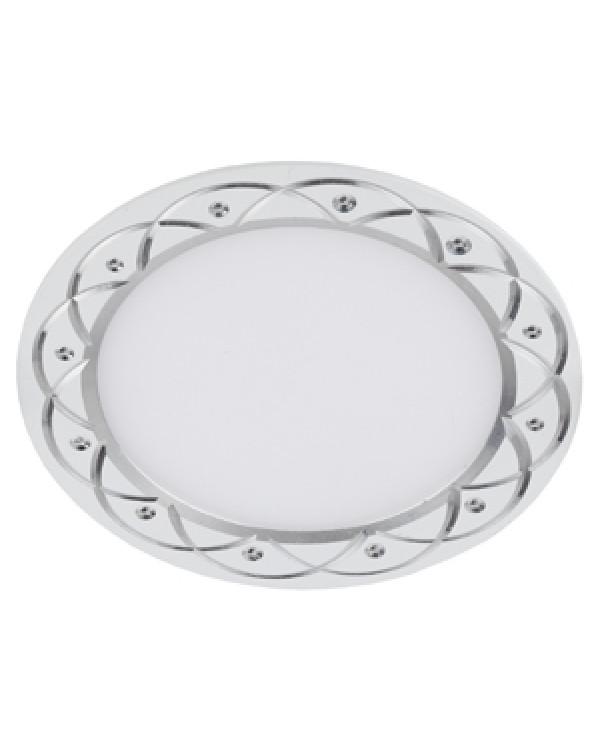 KL LED 12-6 SL Светильник ЭРА светодиодный круглый LED (40/960), KL LED 12-6 SL