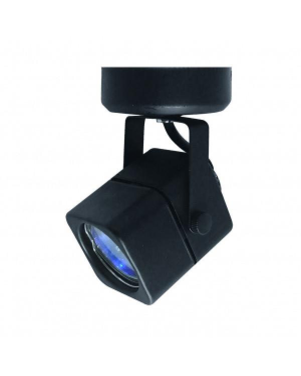 OL3 GU10 BK Светильник ЭРА Накладной, черный (50/900), OL3 GU10 BK