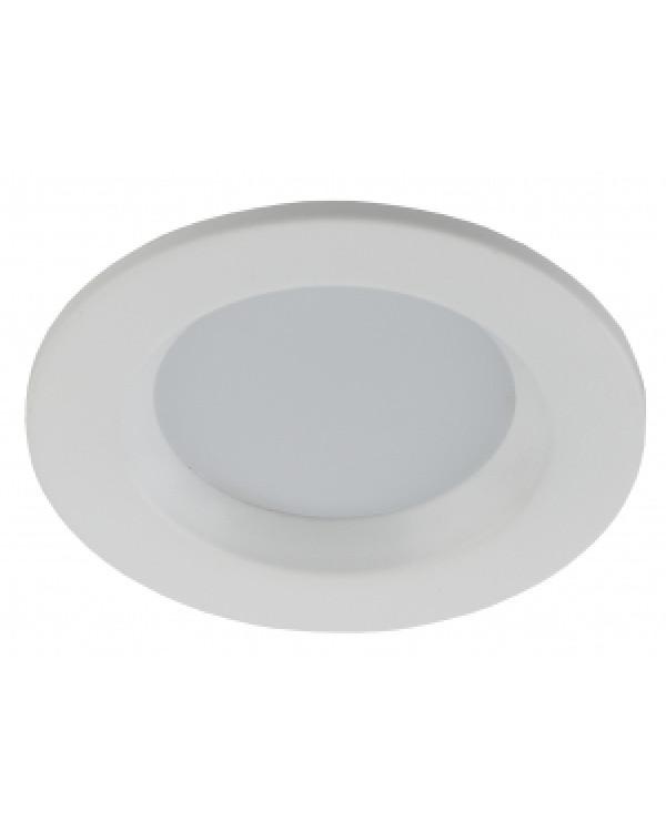 KL LED 16-18 Светильник ЭРА светодиодный даунлайт 18W 4000K 1280LM, белый (20/360), KL LED 16-18